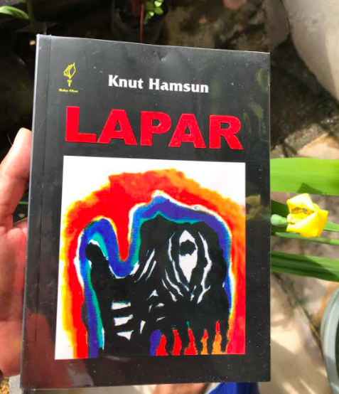 Lapar - Knut Hamsun